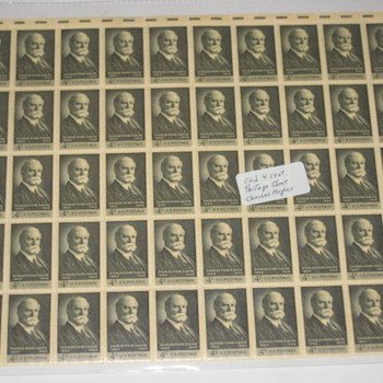 Stamps 4 cent - Stamps