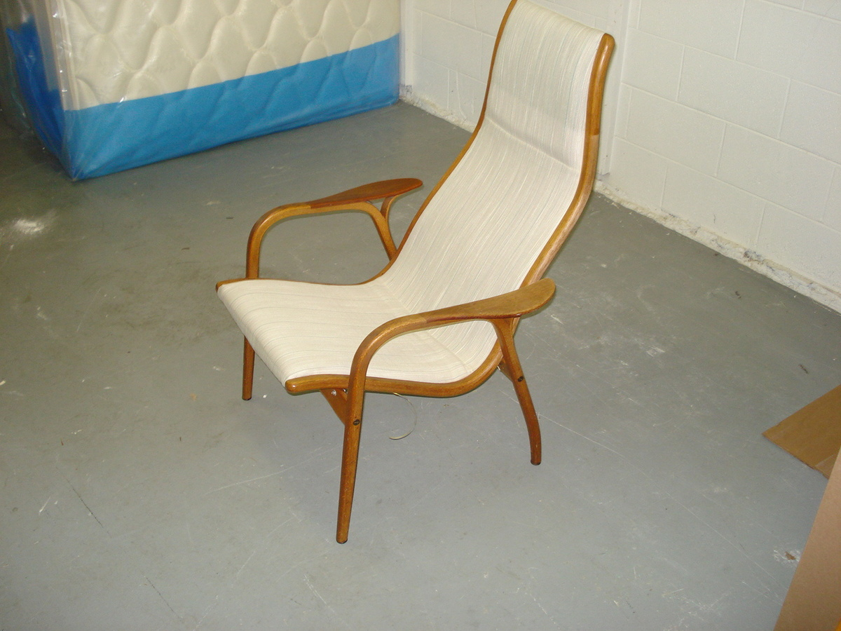 Swedese Yngve Ekstrom chairs(2) Collectors Weekly