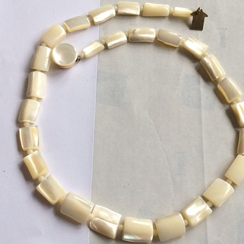Vintage/ antique pearl necklace