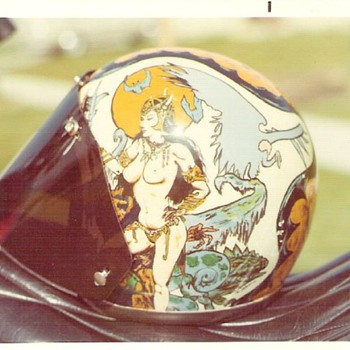 Looking for this Helmet! - Motorcycles