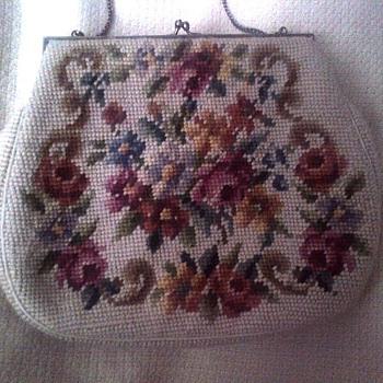 vintage 50's handbag  - Bags