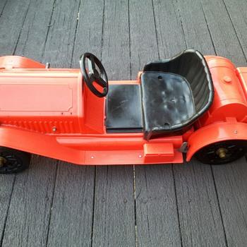 Stutz Bearcat Car - Model Cars