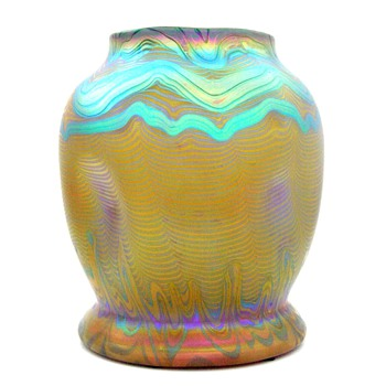 A large Loetz vase  +++++ - Art Glass