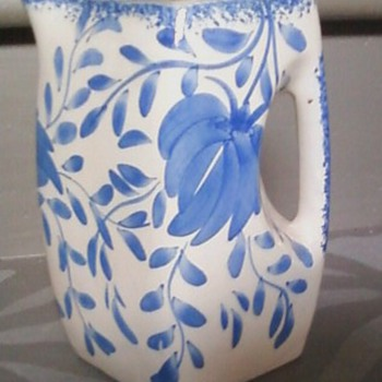 My milk pitcher - Art Pottery