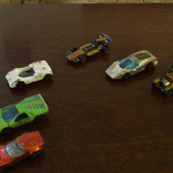 Hot Wheels Redlines