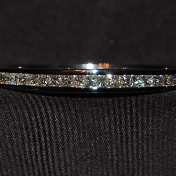 Diamond and White Gold Bracelet - Fine Jewelry
