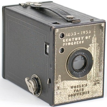 Century of Progress (No.2 Brownie Special) - Cameras