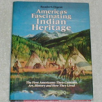 America's Indian Heritage - Books