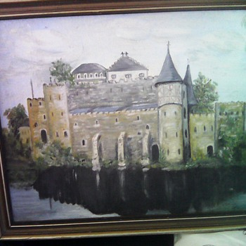 original j Humphreys painting