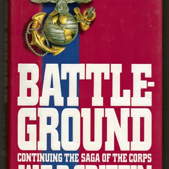 "1991 - ""Battle-ground"" by W.E.B. Griffin - Books"