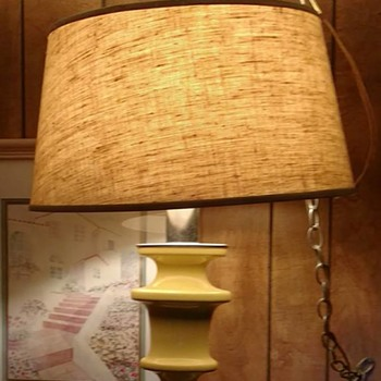 Large Stiffel  Hanging Ceiling Lamp? - Lamps