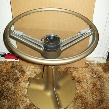 1967 Chevrolet Belair End table - Classic Cars