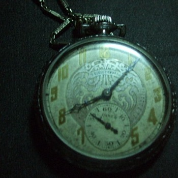 illinois pocket watch