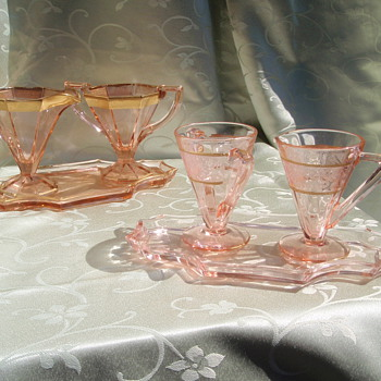 Pink Depression/Elegant Glass
