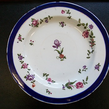 Derby 1782-1800 - China and Dinnerware