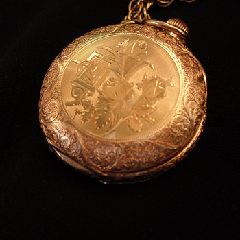 Waltham Ladies Pocketwatch - Pocket Watches