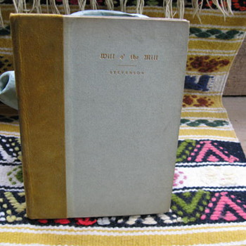 Will O' The Mill...Roycroft Press...