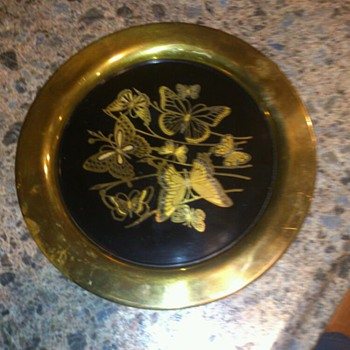 My Brass plate