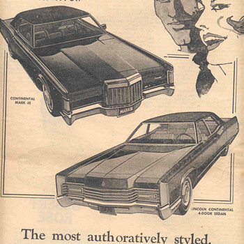 Old ad from newspaper 