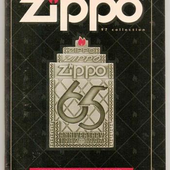 """""""Zippo"""" - 1997 Collectors Guide"""