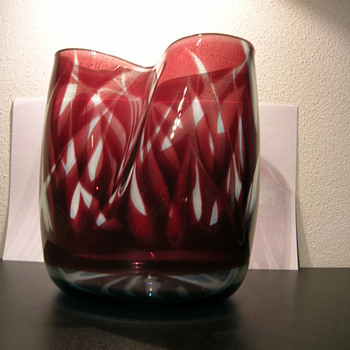 Peter Bremers Graal  - Art Glass