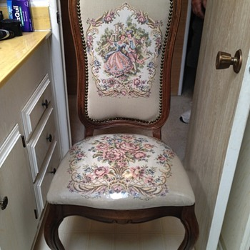 Mother-in-laws chairs