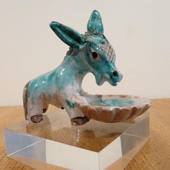 CIUCCIARIELLO VIETRI SUL MARE 'PAUL'S'. - Art Pottery