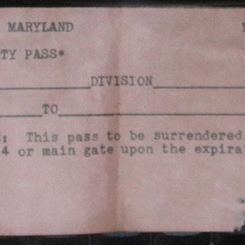 PhibTraBase Liberty Pass - WWII - Military and Wartime