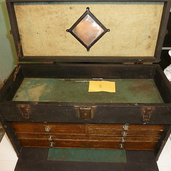Gerstner 7 drawer tool box