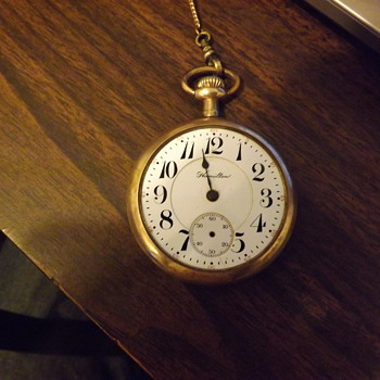 Great Grandfather's Pocket Watch