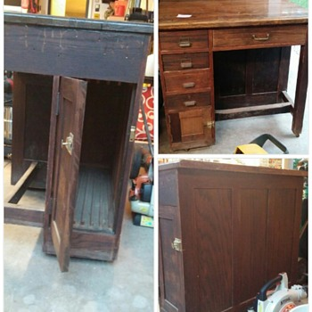 Drafting Desk - Furniture