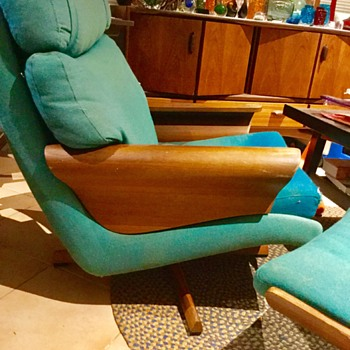 1969 Fred Lowen original  - Furniture