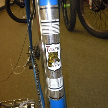 70's (1977?) Tiger Cycle - Sporting Goods