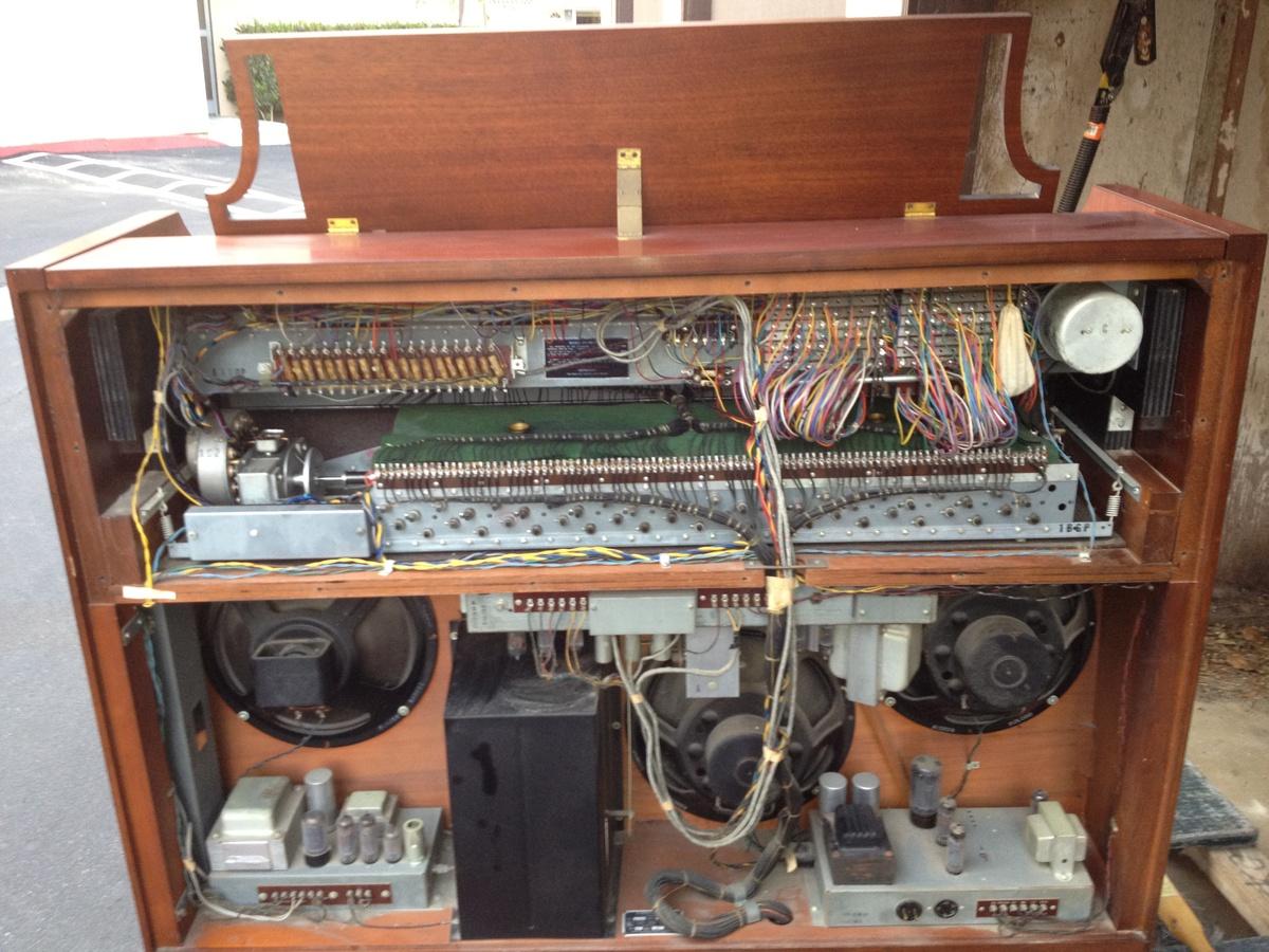 Vintage Hammond A-100 organ : Collectors Weekly