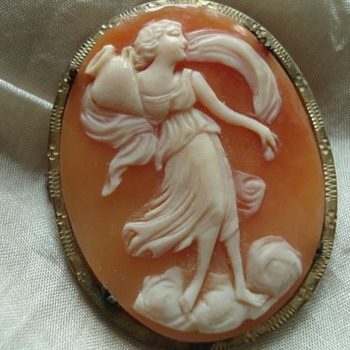 Grandmother's Cameo - Fine Jewelry