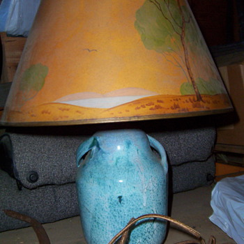 Antique Lamp - Lamps