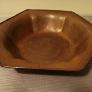 Copper Bowl - Kitchen