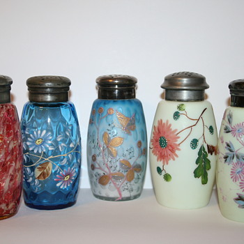 Sugar Shakers! - Art Glass