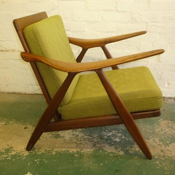 Modern Danish armchair?