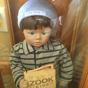 Zook dolls from 1983