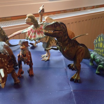 JP Dinosaur collection - Toys