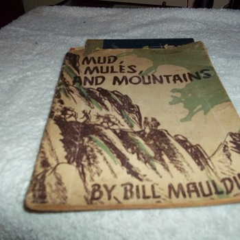 BILL MAULDIN  BOOK