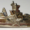 WWII Russian Frigate Pin