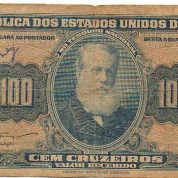 Brazillian Money ?