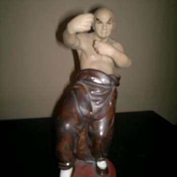 Chinese Ceramic Figurine