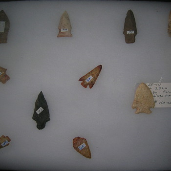 more beautiful south eastern points - Native American
