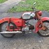 1963 Honda c 200 90cc