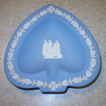 Wedgwood Jasperware Ashtray - China and Dinnerware