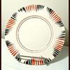 MYOTT SON & Co. (  ENGLAND )  -- Hand Painted Plate