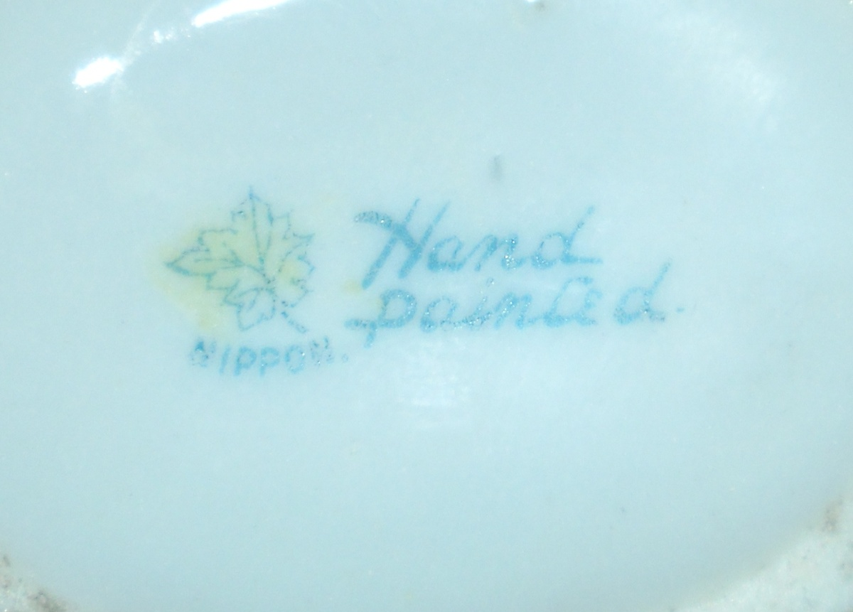 Nippon Hand Painted